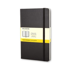 MOLESKINE Notes duży w kratkę - Squared notebook L