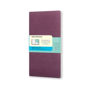 Notes Moleskine Chapters Journal Pocket (Dotted - purpple)