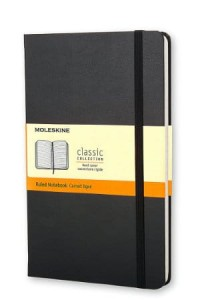 Notes Moleskine Ruled Notebook Carnet ligne